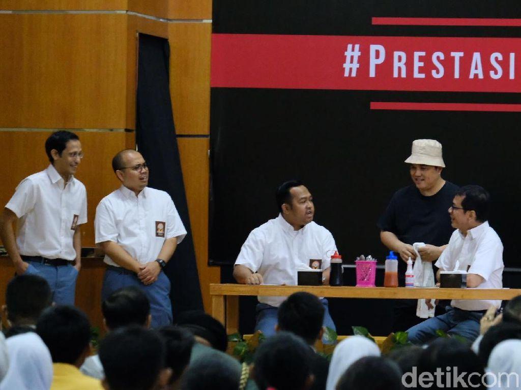 Stafsus Jokowi Jawab Kritik PKS soal Drama Antikorupsi 3 Menteri
