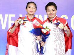 Usai Raih Emas SEA Games, Greysia/Apriyani & Praveen/Melati Bablas ke BWF Finals