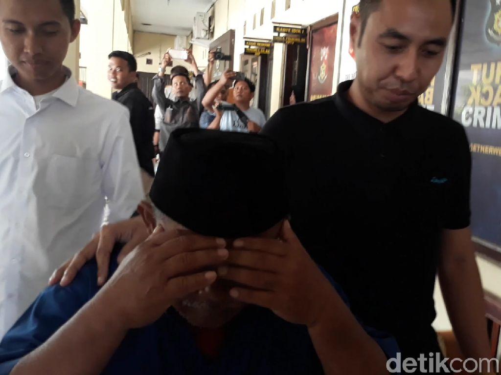 Bejat! Pria 54 Tahun Cabuli 8 Bocah SD dengan Iming-iming Rp 4.000