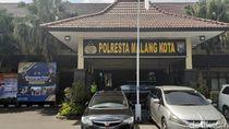 Gergaji Teralis Besi, Empat Tahanan Polresta Malang Kota Kabur