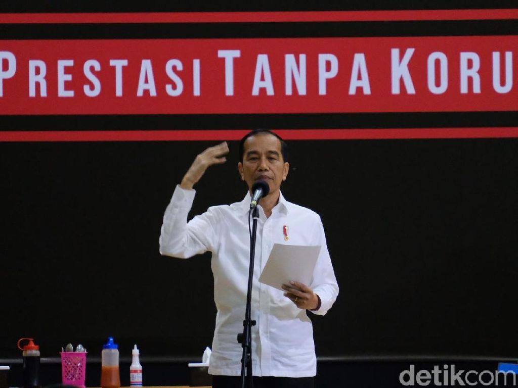 Jokowi Kesal Ayam di Rest Area Itu-Itu Saja, Maunya Bagaimana?