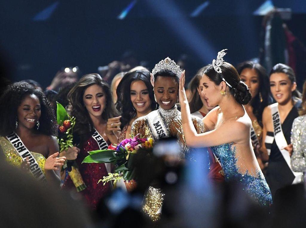 Miss Universe Kembali Digelar Mei 2021 Setelah Hiatus karena COVID-19