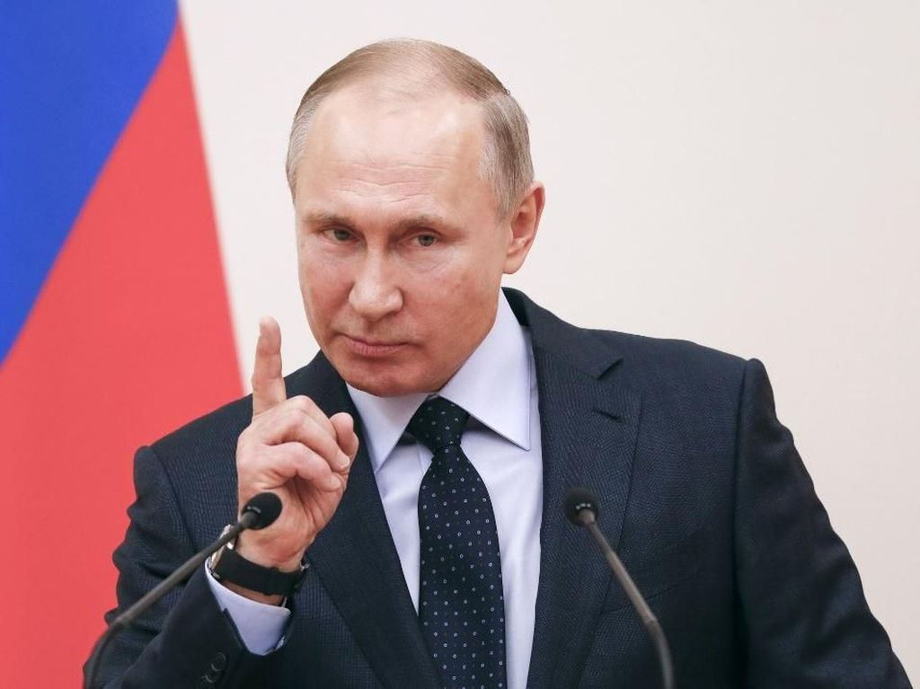 Soal Pelarangan Rusia di Ajang Olahraga, Putin: Itu Hukuman Politik!