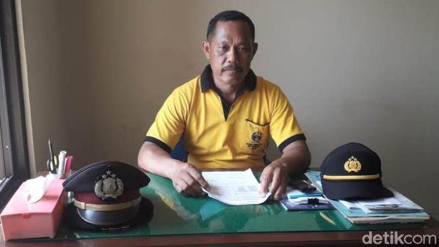 Iptu Sugiyatno, ayah kapten Timnas Indonesia U-22 Andy Setyo