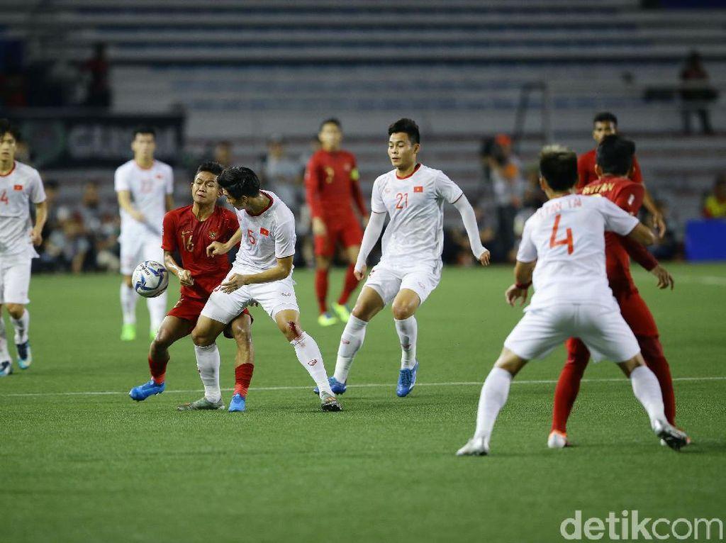 Indonesia Vs Vietnam: Dihajar 0-3, Garuda Muda Gagal Raih Emas SEA Games