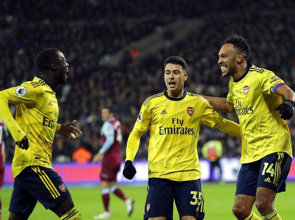Akhirnya Menang, Arsenal Bisa Lega
