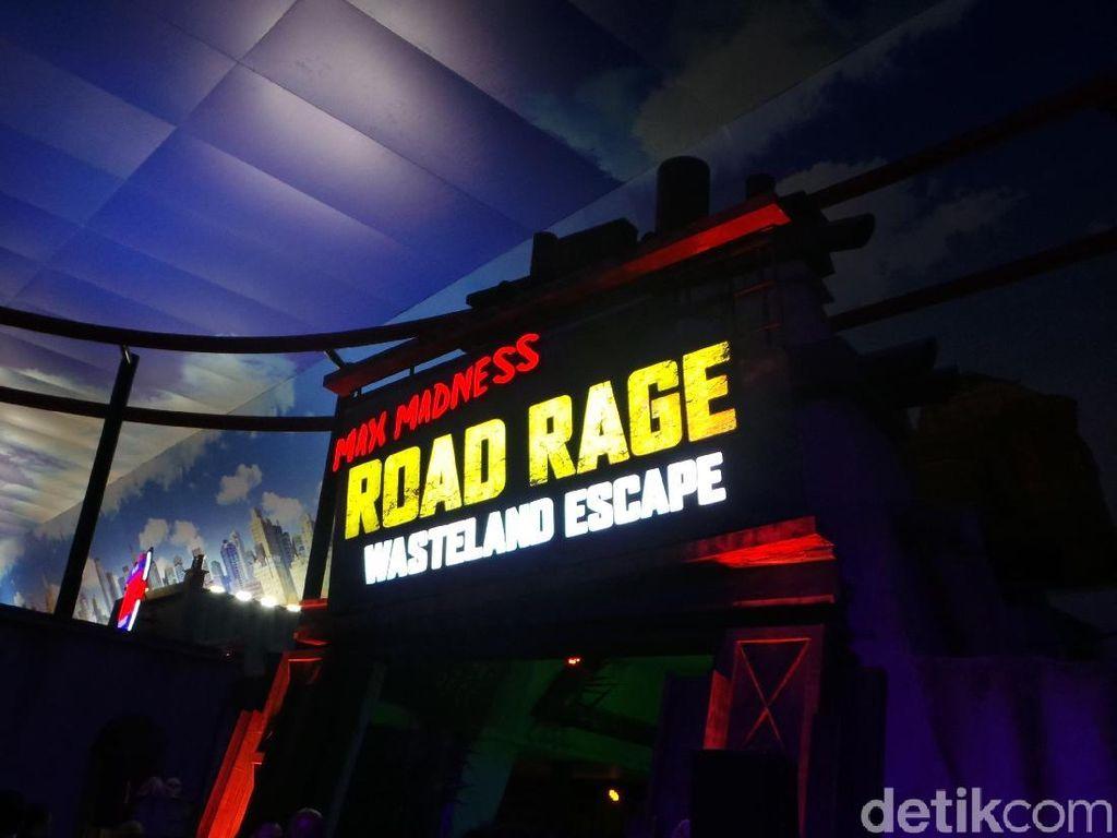 Trans Studio Bali Punya Wahana Kebut-kebutan ala Film Mad Max