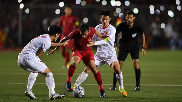 Vietnam Disebut Jebak Indonesia di Final SEA Games 2019