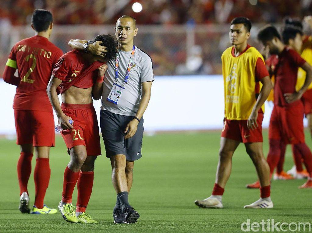 Dihantam Vietnam 0-3, Kekalahan Terbesar Indonesia di Final SEA Games