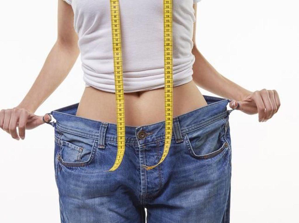 Tanpa Diet, Ini 5 Tips Turunkan Berat Badan Tiap Kali Makan
