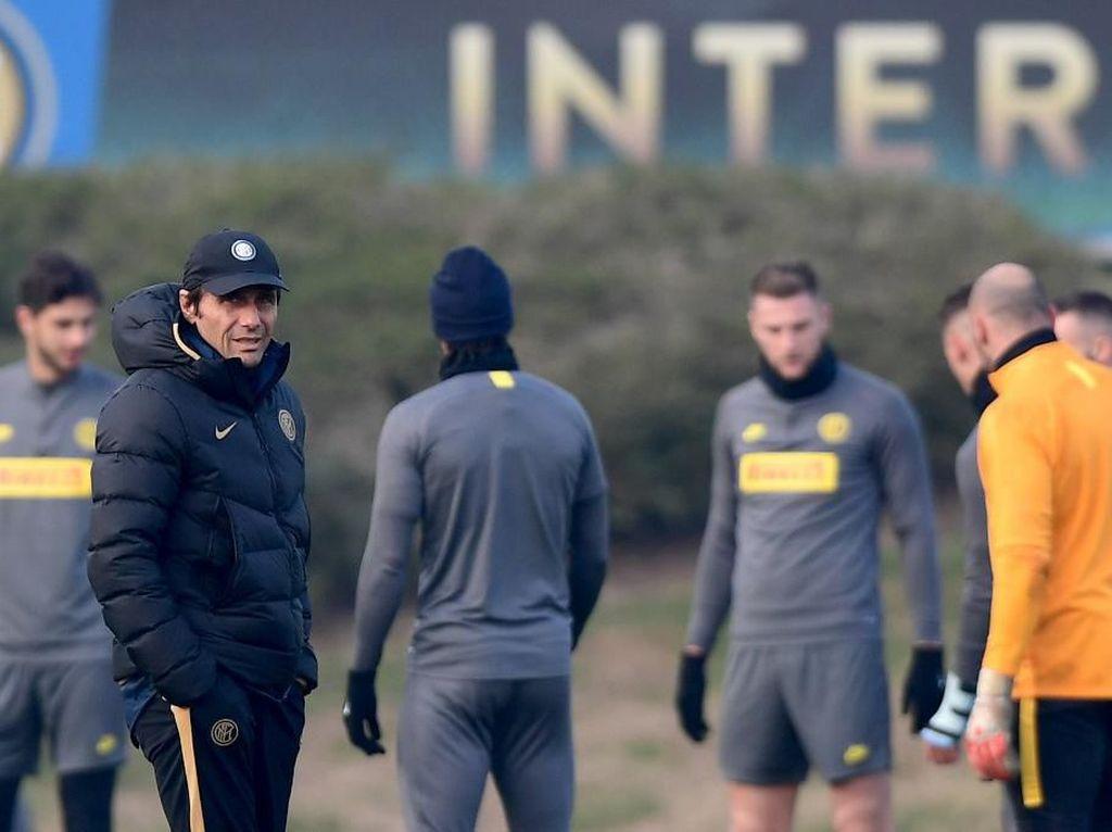 Conte: Bertanding Tanpa Penonton Tidaklah Elok, tapi...