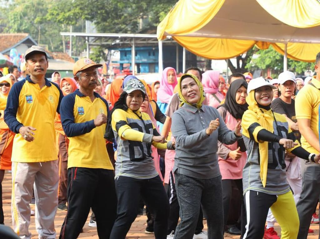 326 Desa Ikuti Lomba Kampung Bersih Dorong Terbentuknya Desa Wisata
