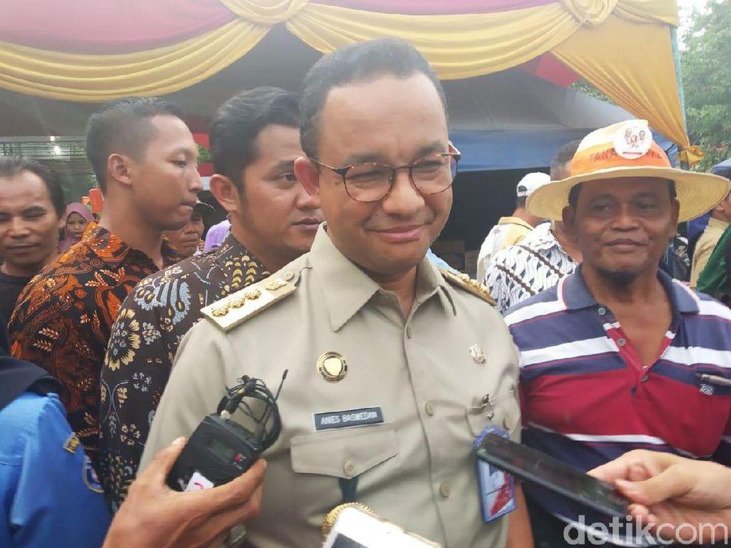 Anies: Tantangan di Jakarta Bukan soal Mau-Tidak, tapi Politis