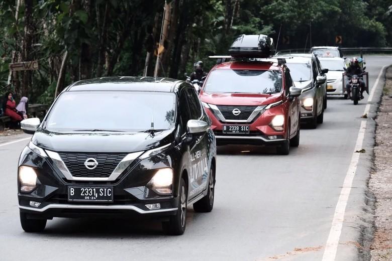Nissan Livina. Foto: Dok. Nissan