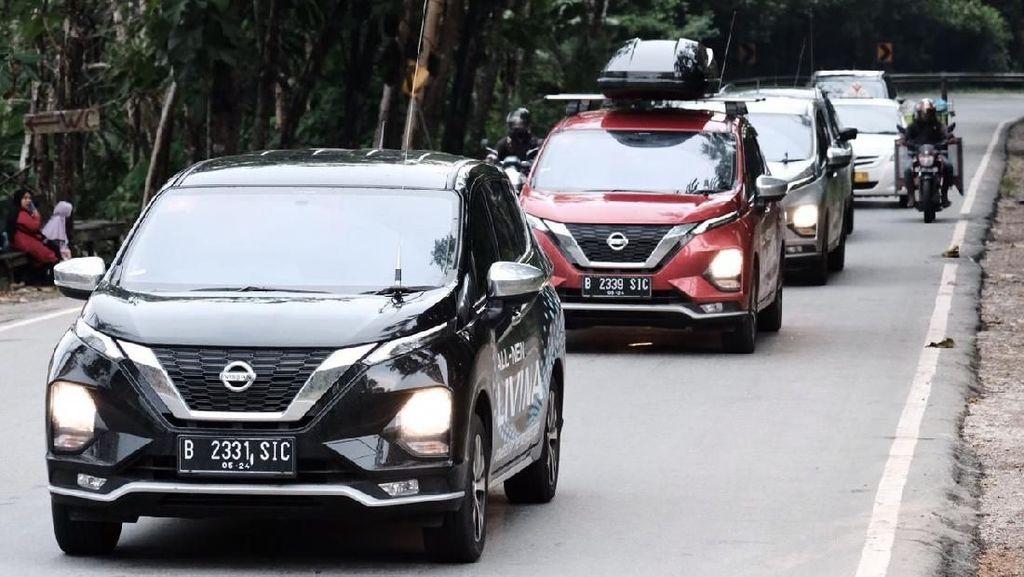 Menuju Ibu Kota Baru Ditemani Nissan Livina