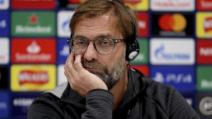Liverpool harus menjalani laga sulit kontra Red Bull Salzburg agar bisa lolos dari babak grup Liga Champions (Foto: Richard Sellers/PA via AP)