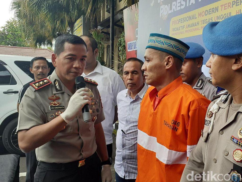 Satu Tahanan Polresta Malang Kota yang Kabur Ditangkap