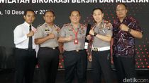Dua Penghargaan Sekaligus Disabet Polres Jombang dari Kemenpan RB