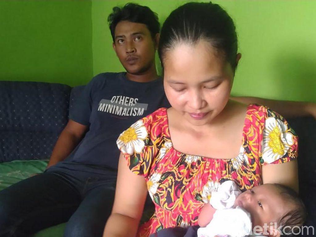 Tolong, Bayi Lahir Tanpa Lubang Anus di Kota Mojokerto Butuh Bantuan