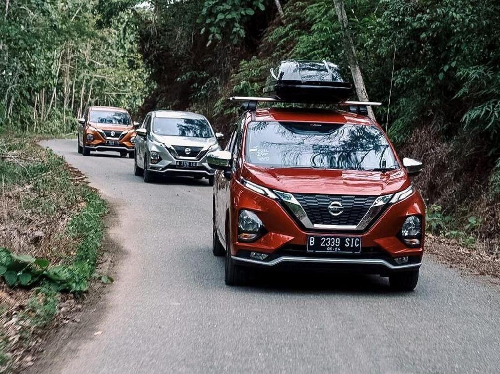 Pasca Tutup Pabrik, Nissan Livina Masih Terus Dijual di Indonesia