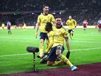 West Ham Vs Arsenal: Bangkit Usai Tertinggal, The Gunners Menang 3-1