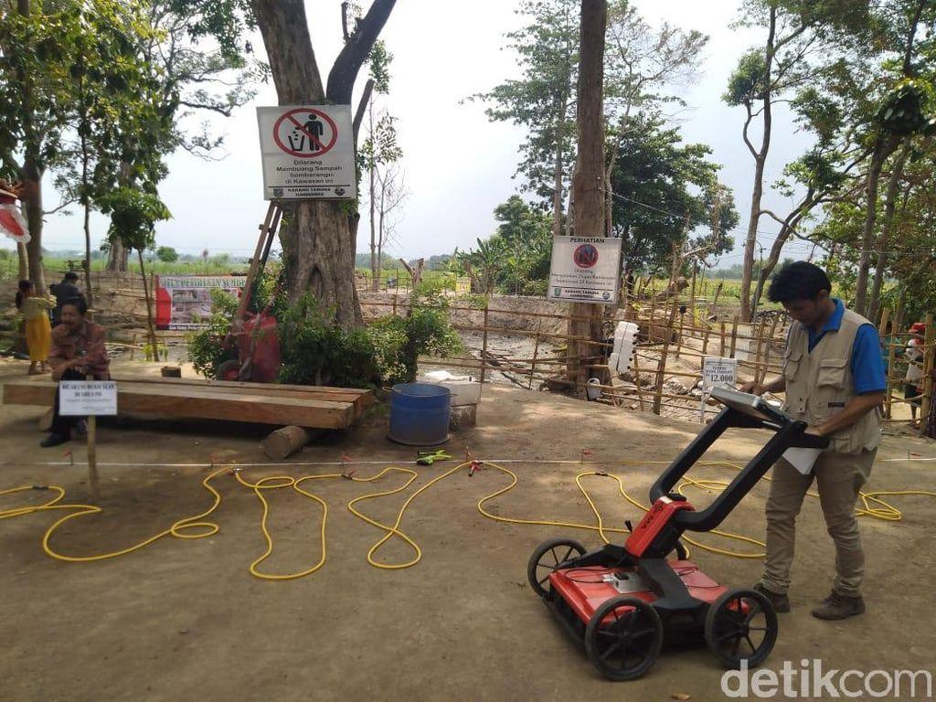 Situs Petirtaan Majapahit di Jombang Diyakini Bagian dari Kota Raja