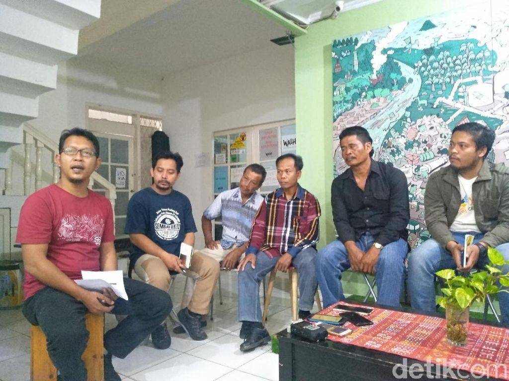 Walhi Ungkap 146 Kasus Pelanggaran HAM Pejuang Lingkungan Hidup