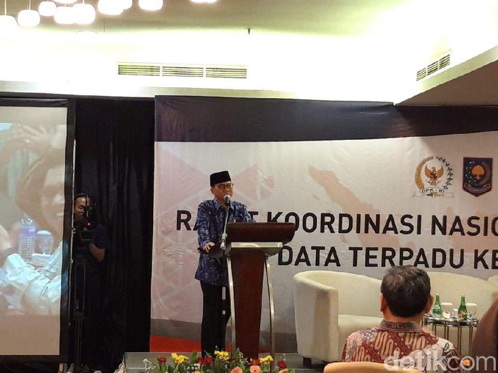 Rakor Bareng Mensos, Komisi VIII Singgung Kepala Daerah Tak Kooperatif