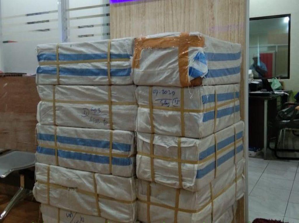 Pengiriman 1,5 Juta Pil Koplo ke Banyuwangi Digagalkan