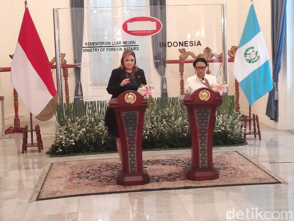 Perkuat Kerja Sama dengan RI, Guatemala Resmikan Kedubes di Jakarta Hari Ini