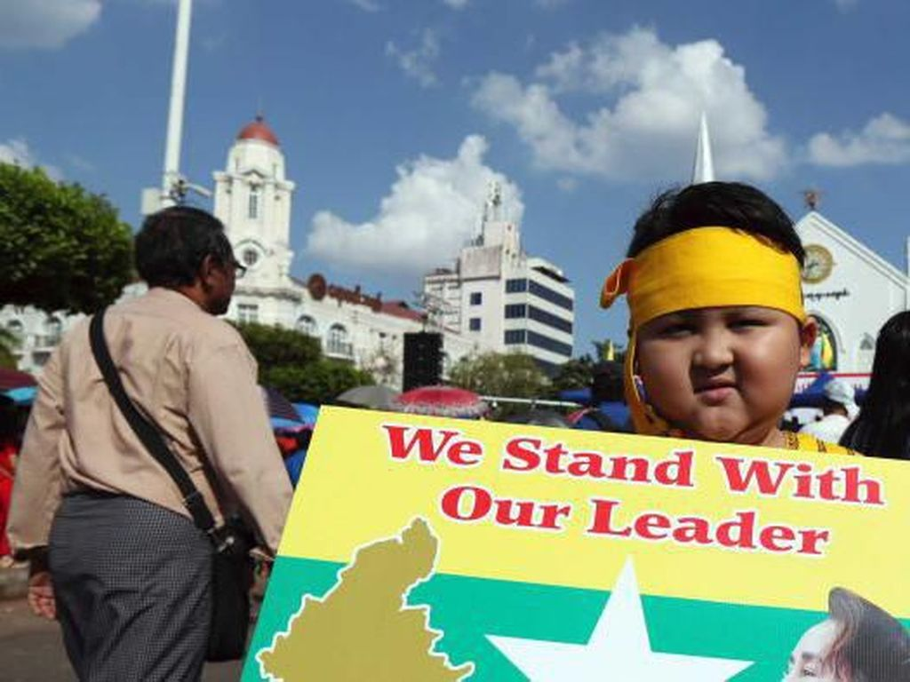 Aung San Suu Kyi Hadapi Tuduhan Genosida di Mahkamah Internasional