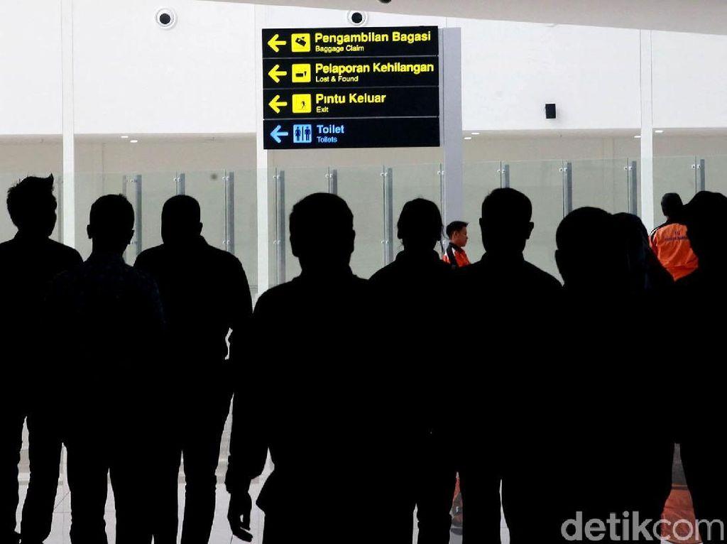 Masuk Proyek Strategis Jokowi, Ini Terminal Baru Bandara Banjarmasin