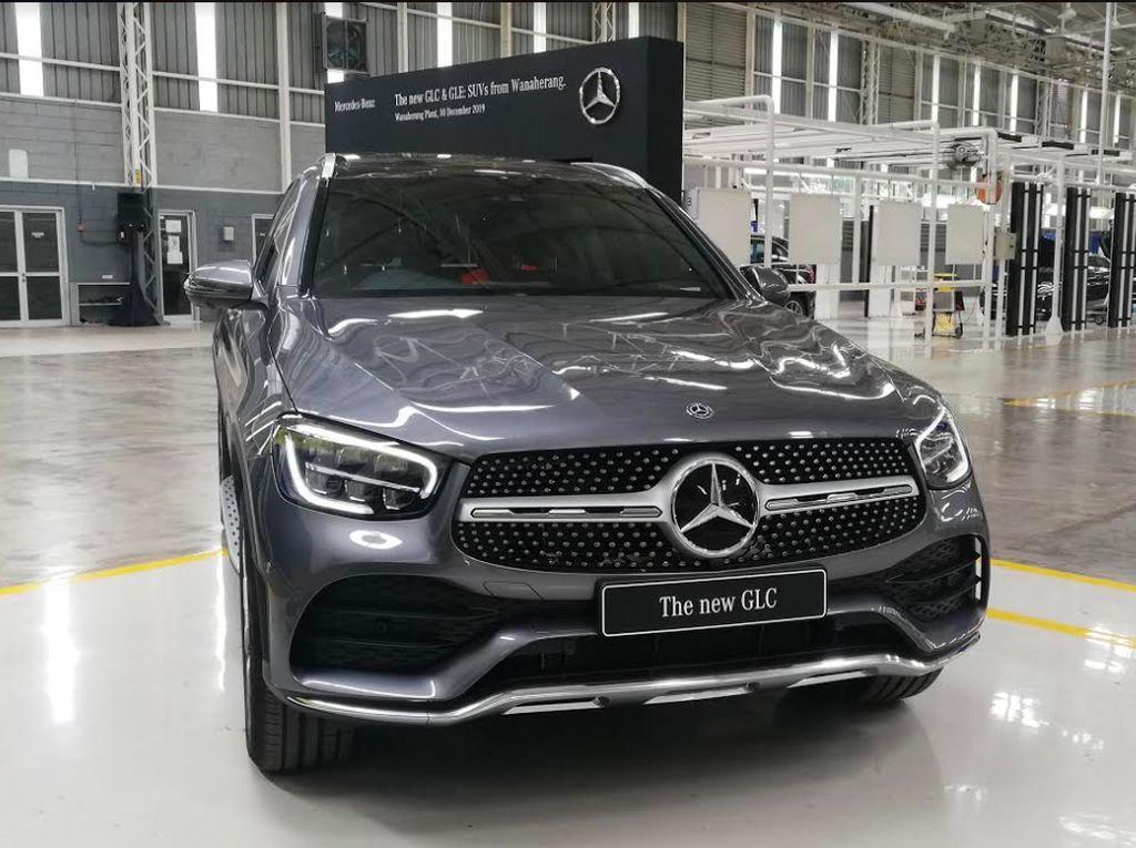 Tahun Depan Jadi Tahun SUV untuk Mercedes-Benz