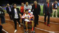 Belum Tahu Separah Apa Cederanya, Evan Dimas Maafkan Doan Van Hau