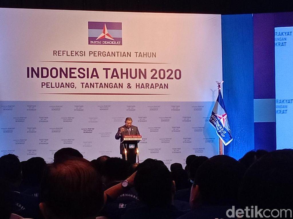 PD: SBY Tidak Tergoda Isu Presiden 3 Periode