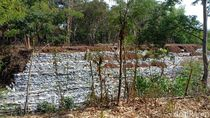 Warga Sebuah Desa di Kediri Diresahkan Limbah Berbau Tak Sedap