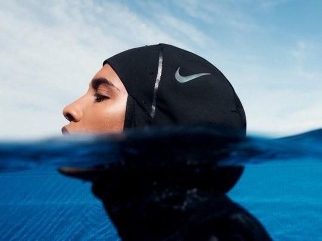 Nike Rilis Baju Renang Khusus Wanita Berhijab