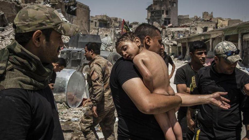 Begini Dampak Migrasi Massal Anak-anak di Irak