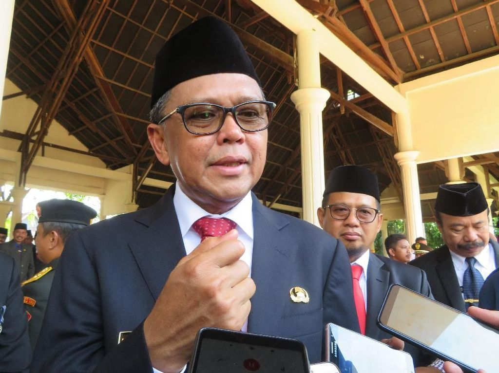 Gubernur Sulsel Sebut Wakil Ketua MPR Setuju Pemekaran Luwu Tengah