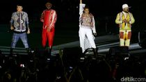The Black Eyed Peas Tutup SEA Games 2019 dengan Meriah