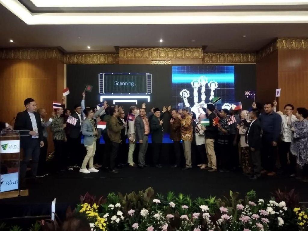 Dompet Dhuafa Ajak 30 Anak Muda Dunia Tebarkan Perdamaian