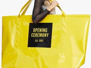 Opening Ceremony Jual Tas Superbesar, Lebarnya Sampai 1 Meter!