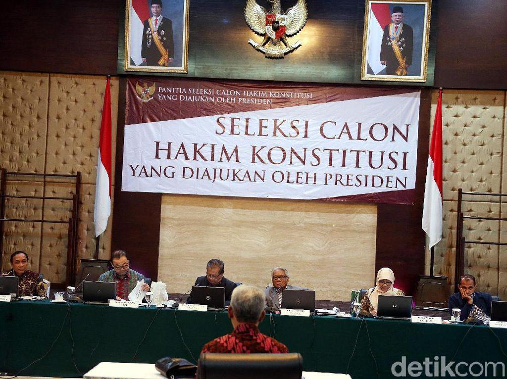 Ahli: Hasil Pansel Hakim MK Merugikan Citra Presiden di Mata Publik