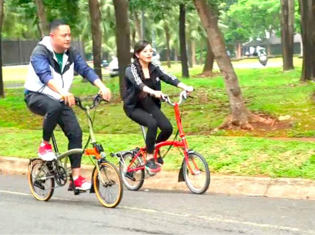 Ramai soal Brompton, Hunian Asri Ini Cocok untuk Pengguna Sepeda