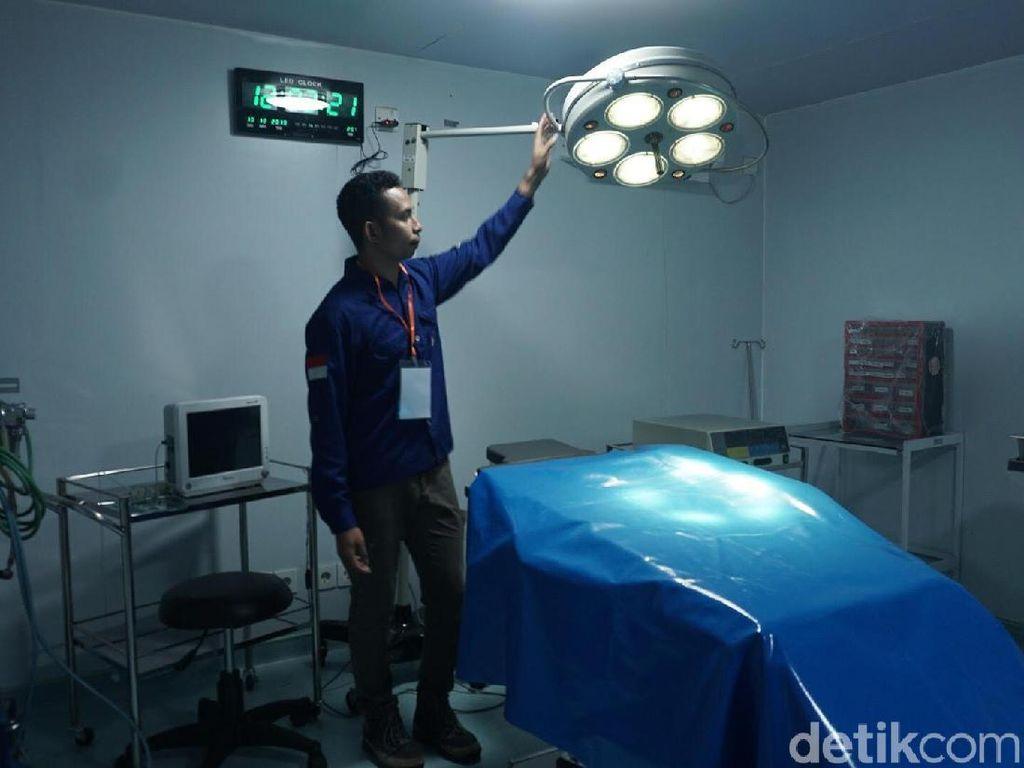 Jatuh Bangun dr Lie Dharmawan Jual Rumah demi Merintis RS Apung
