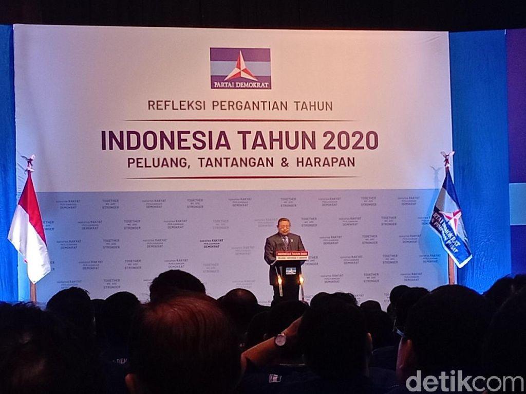 SBY Akui Pernah Ingin Pindahkan Ibu Kota ke Jabar, tapi Batal