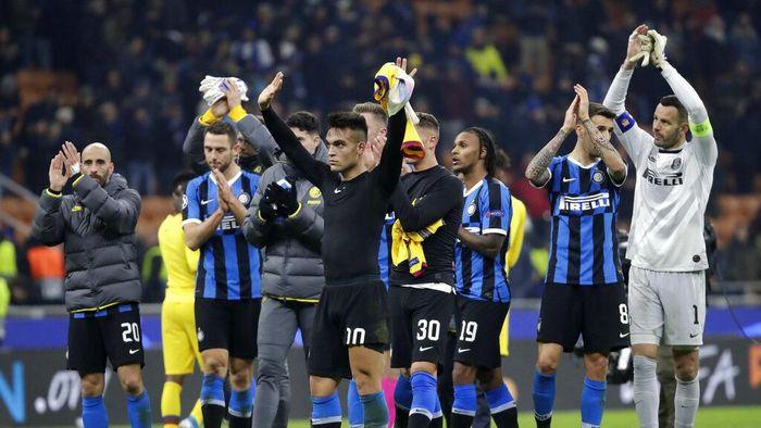 Inter Milan bertandang ke markas Fiorentina dalam lanjutan Liga Italia. (Foto: Luca Bruno / AP Photo)