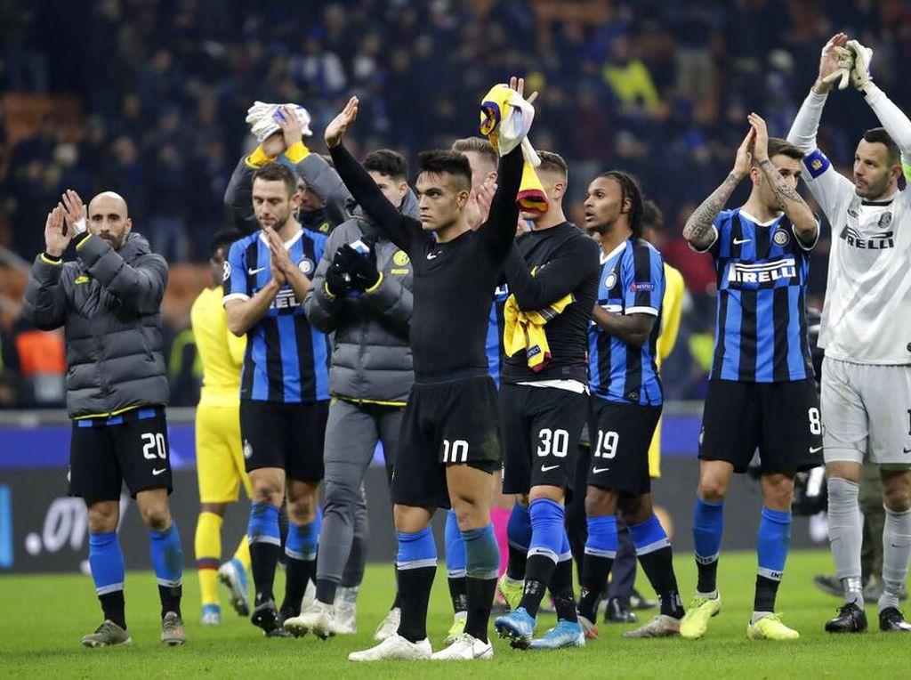 Kekalahan yang Menyakitkan bagi Inter, tapi ...