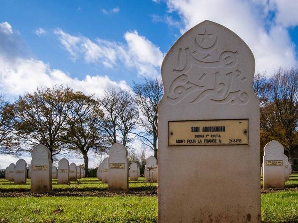 Kisah Jutaan Tentara Muslim Ikut Bertempur di Perang Dunia I