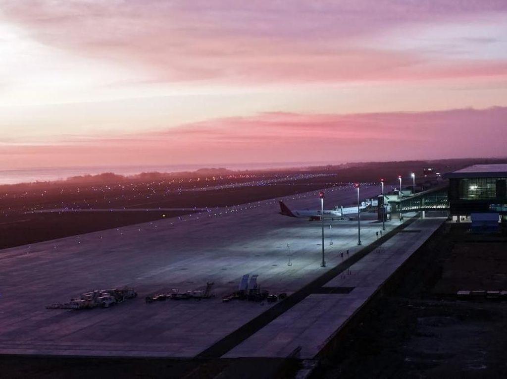 Bandara YIA Beroperasi, Yogya Target Sejuta Wisman di 2020